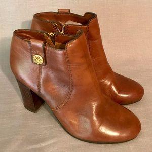 "Coach leather ""Tavi"" booties"